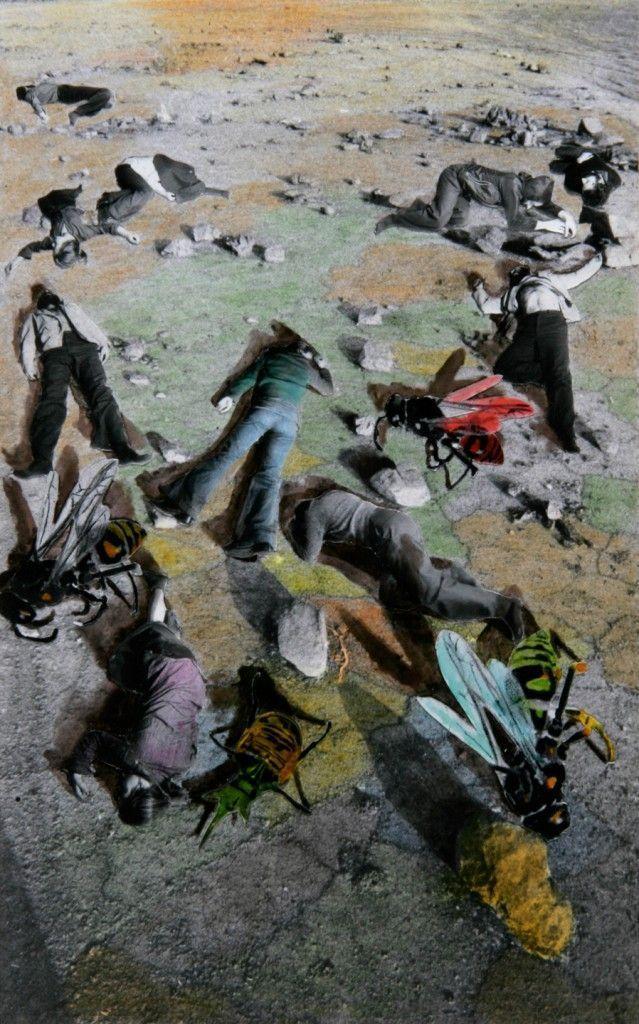 'Exterminador', por Juan Manuel Domínguez.