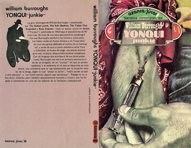 'Yonqui', por Juan Manuel Domínguez